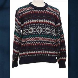 1980'sSteep SlopesMens Totally 80s Ski Sweater
